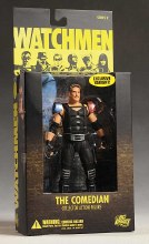 Watchmen Ser 2 Comedian Collector Action Figure