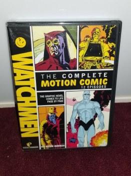 Watchmen Complete Motion Comic DVD