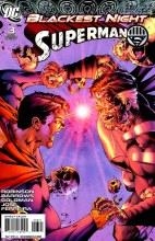 Blackest Night Superman #3 (of 3) Var Ed