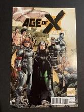 Age of X Alpha #1 Coipel Var