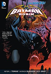 BATMAN AND ROBIN V1 TPB