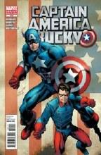 Captain America and Bucky #620  Bagley Var