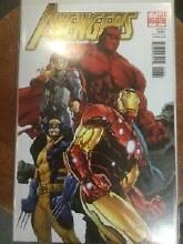 Avengers #17 Arch Var Fear