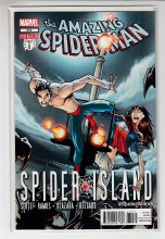 Amazing Spider-Man #672 Spi