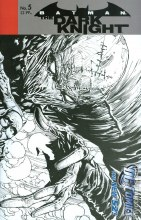 Batman the Dark Knight #5 Var Ed