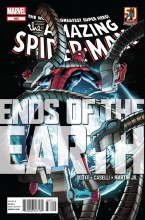 Amazing Spider-Man #682 Ends