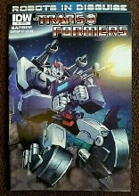 Transformers Robots In Disguise #4 10 Copy Incv