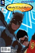 Batman Incorporated #1 Var Ed