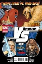 Avx Vs #3 (of 6) Fight Poster Var