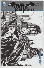 Batman the Dark Knight #11 Incentive Sketch Var