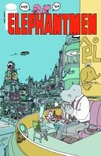 Elephantmen #43 (Mr)