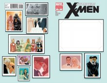 Astonishing X-Men #51 Create Your Own Wedding Var