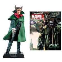 Marvel Classic Figurine #183 The Owl w/Collectors Magazine