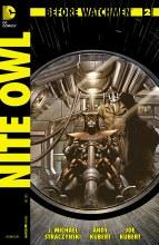 Before Watchmen Nite Owl #2 (of 4) Finch & Friend Var Cvr (1 for 25)