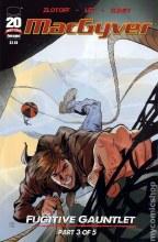 Macgyver Fugitive Gauntlet #3 (of 5)