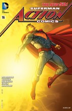 Action Comics #16 Var Ed