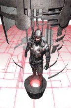 Age of Ultron #1 (of 10) Ultron Var Now