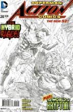 Action Comics #20 Var Ed