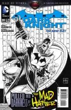 Batman the Dark Knight #20 Var