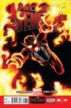 Uncanny Avengers #8 Now