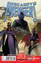 Uncanny Avengers #8au Now
