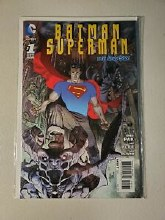 Batman Superman #1 Variant Cover B Superman