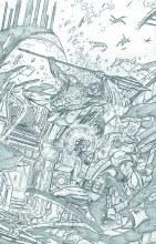 Aquaman #23 Sketch Variant