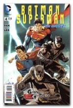 Batman Superman #4 Var Ed