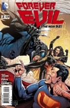 Forever Evil #2 (of 7) Villaian cover b