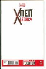 Amazing X-Men #1 Blank Var