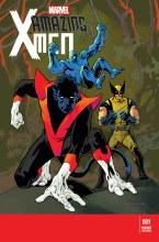 Amazing X-Men #1 Nowlan Var