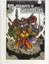 Transformers Robots In Disguise #24 10 Copy Incv