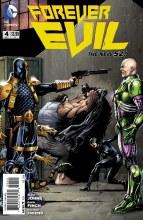 Forever Evil #4C (of 7) Var Ed Deathstroke vs Lex Luthor Cvr