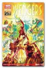 Avengers #25 75th Anniversary Var