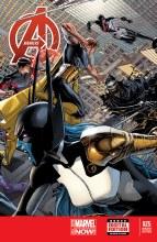 Avengers #25 Weaver Var