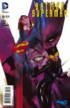 Batman Superman #13 Var Ed