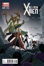 All New X-Men #29 Gotg Forichon Var