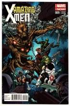 Amazing X-Men #9 Gotg Campion Var