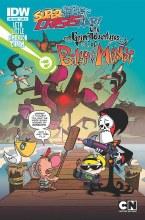 CN Super Secret Crisis War: Grim Adv of Billy & Mandy #1 RI Cover