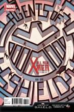 All New X-Men #31 Del Mundo Agents of Shield Var