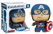 Fabrikations Avengers Aou Captain America Plush Fig