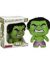 Fabrikations Avengers Aou Hulk Plush Fig (C: 1-1-1)