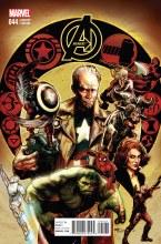 Avengers #44 Harris Var