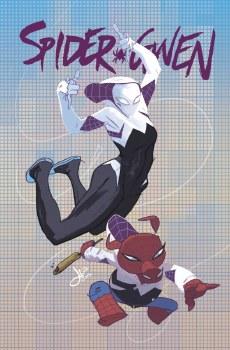 Spider-Gwen #3 Latour Var