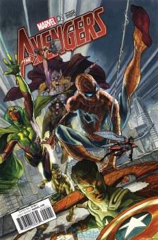 Avengers #2 Bianchi Variant