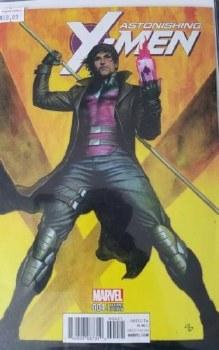 Astonishing X-Men #4 Granov Character Var