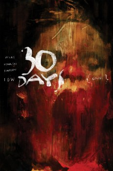 30 Days of Night #1 (of 6) 1:10 Incentive Variant