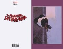 Amazing Spider-Man #800 Moebius Virgin Var Leg