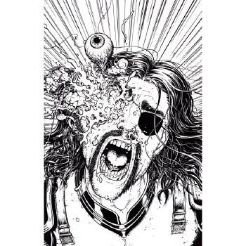 Walking Dead #48 15th Annv Blind Bag Burnham Var (Mr)