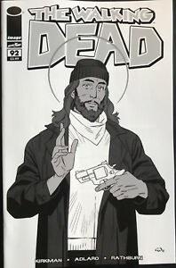 Walking Dead #92 15th Anniversary Walker Var